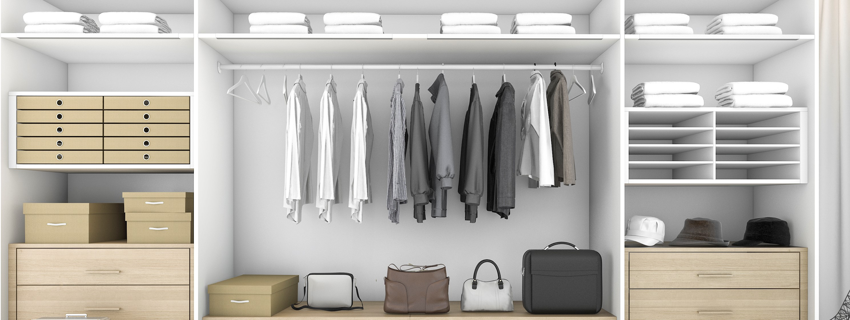 Treat your data like your closet